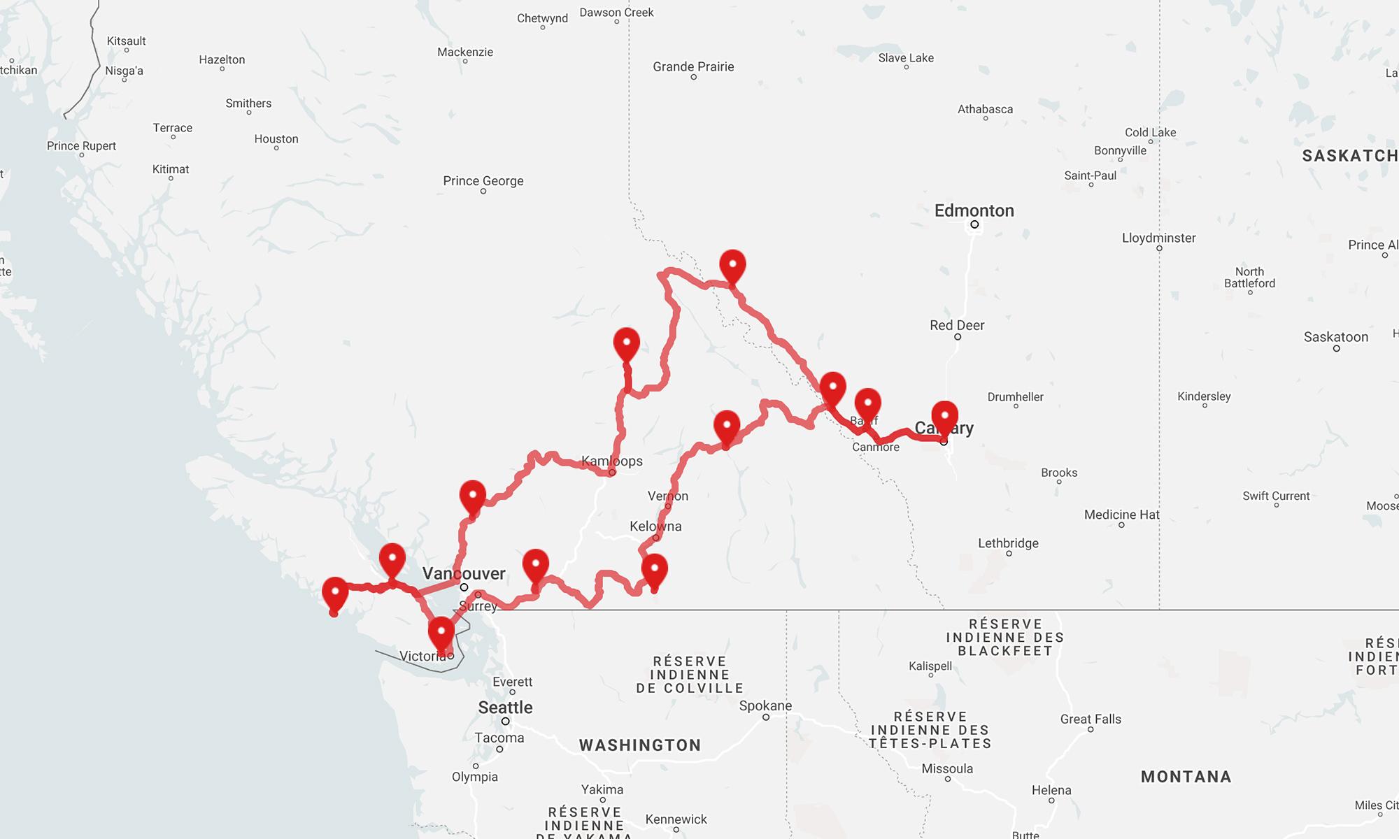 Road Trip Authentik Canada