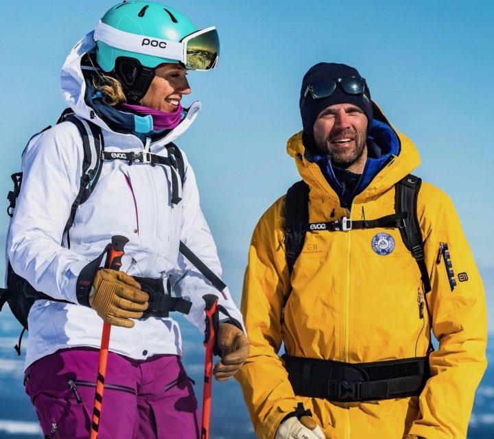 Sara Rönngren et Jimmy Odén, créateurs de la marque Elevenate ©MartinOlson