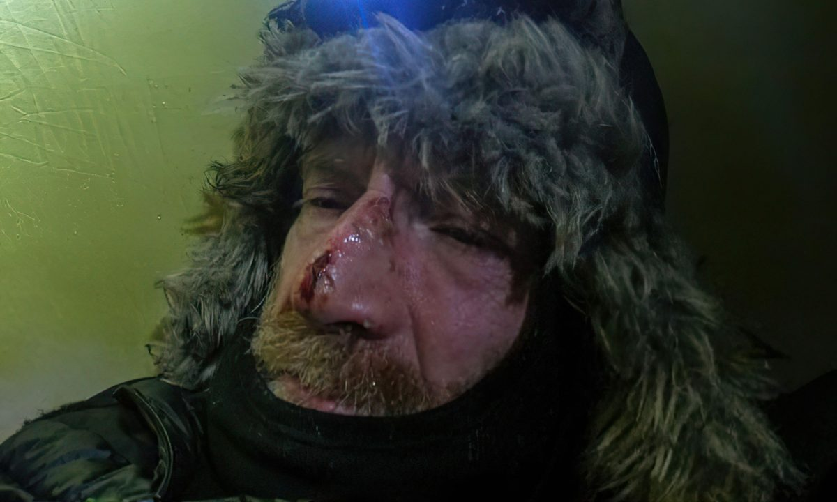 Borge Ousland, expédition Pole 2 Pole
