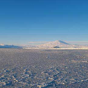 Canyon Antarctique