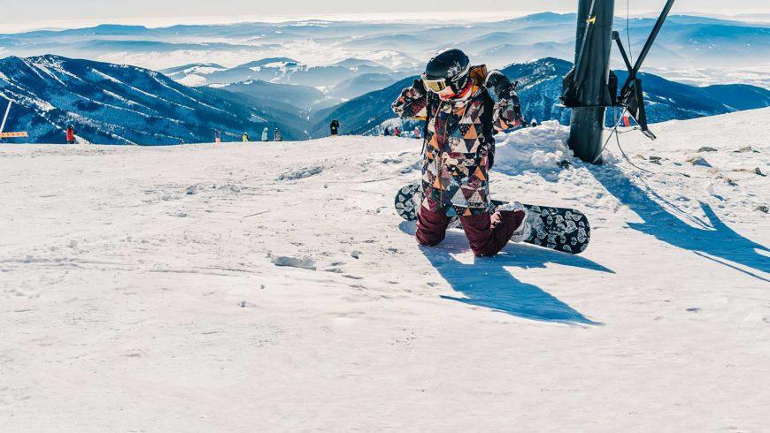 Jasna ski