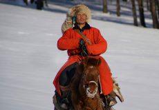 Le cavalier mongol