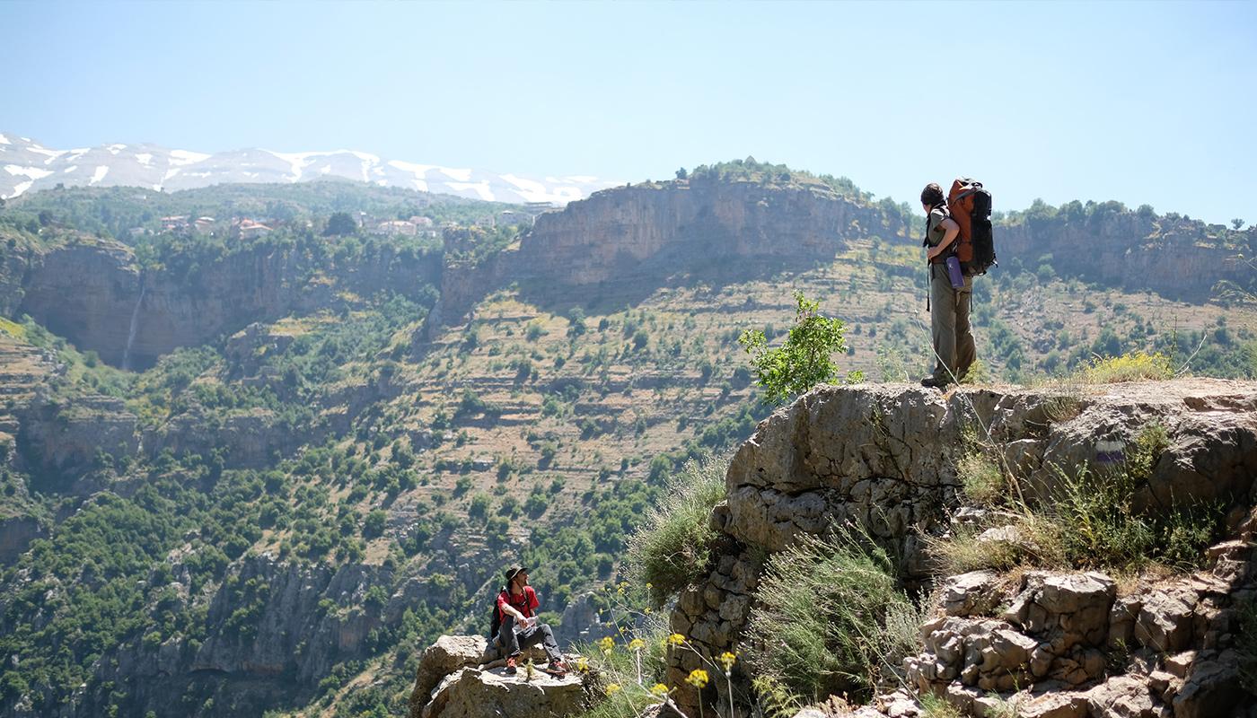 Montagnes Liban