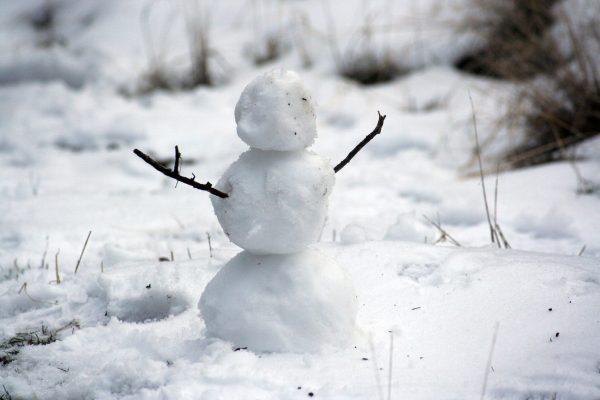 Bonhomme de neige Photo par Nathan Wolfe/Unsplash