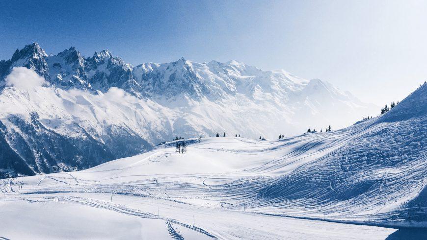 Stations de ski vertes