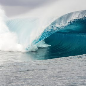 Teahupoo, vague mythique de Tahiti
