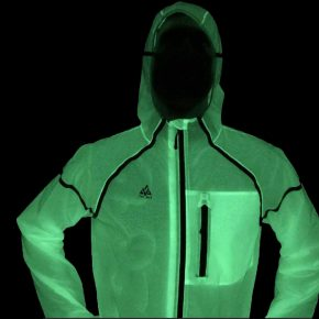 La veste phosphorescente Verjari