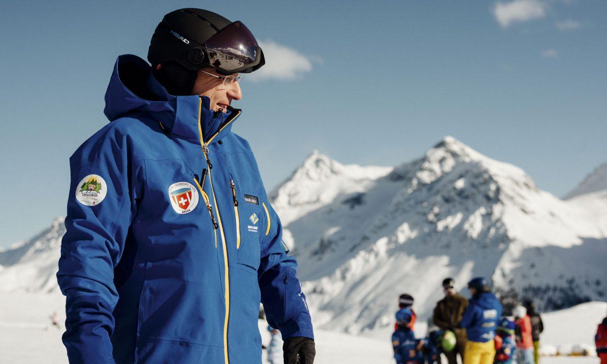 Cours de ski inclus pour enfants à Arosa