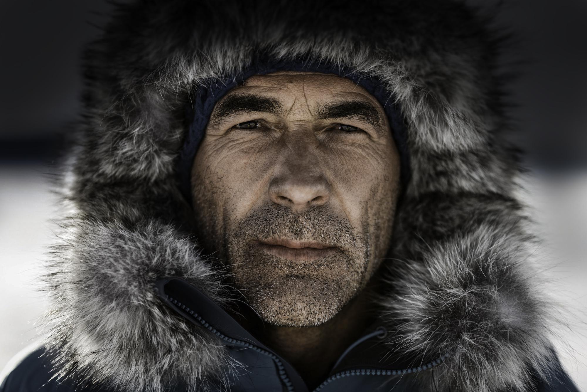 Mike Horn portrait