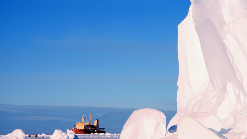 Barrière de Ross