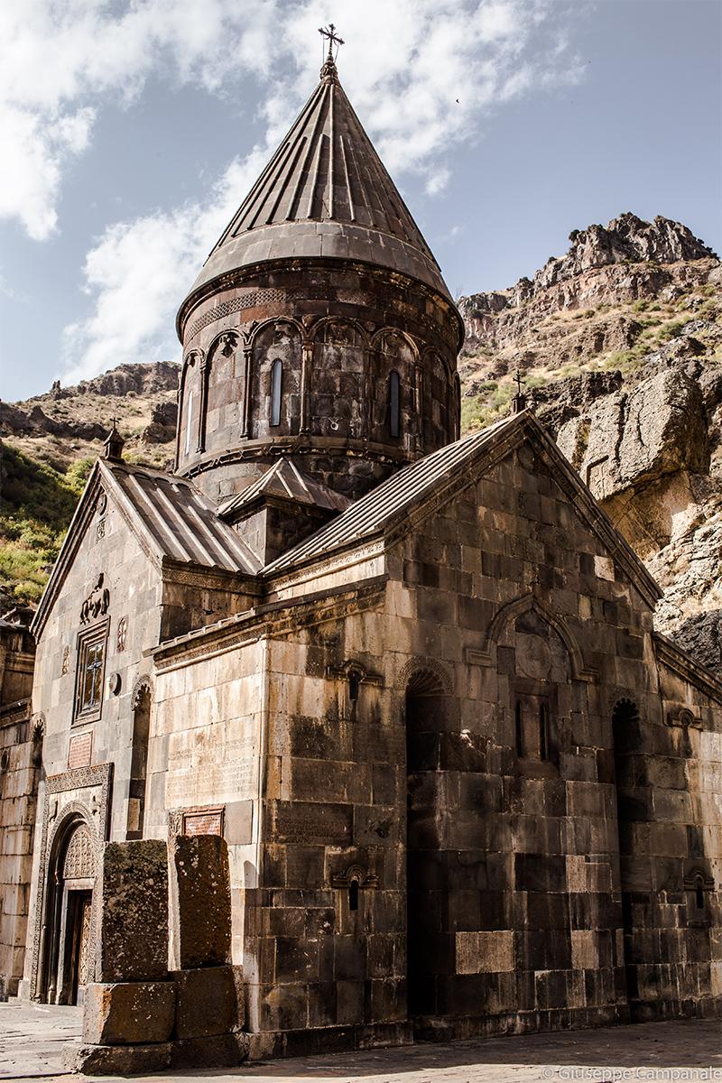 Le monastère de Gherart