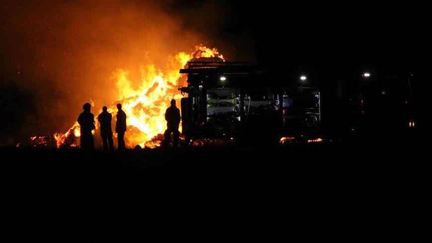 Pompiers la nuit