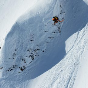 Freeride World Tour, étape de Kicking Horse, Canada