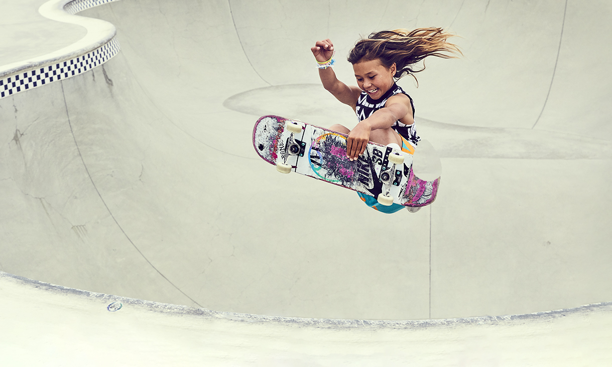 Sky Brown, skateuse et féministe
