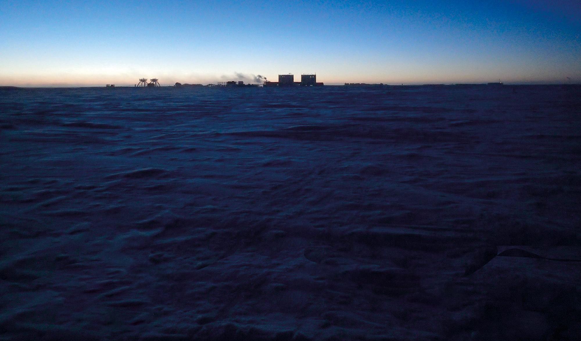 Concordia Antarctique