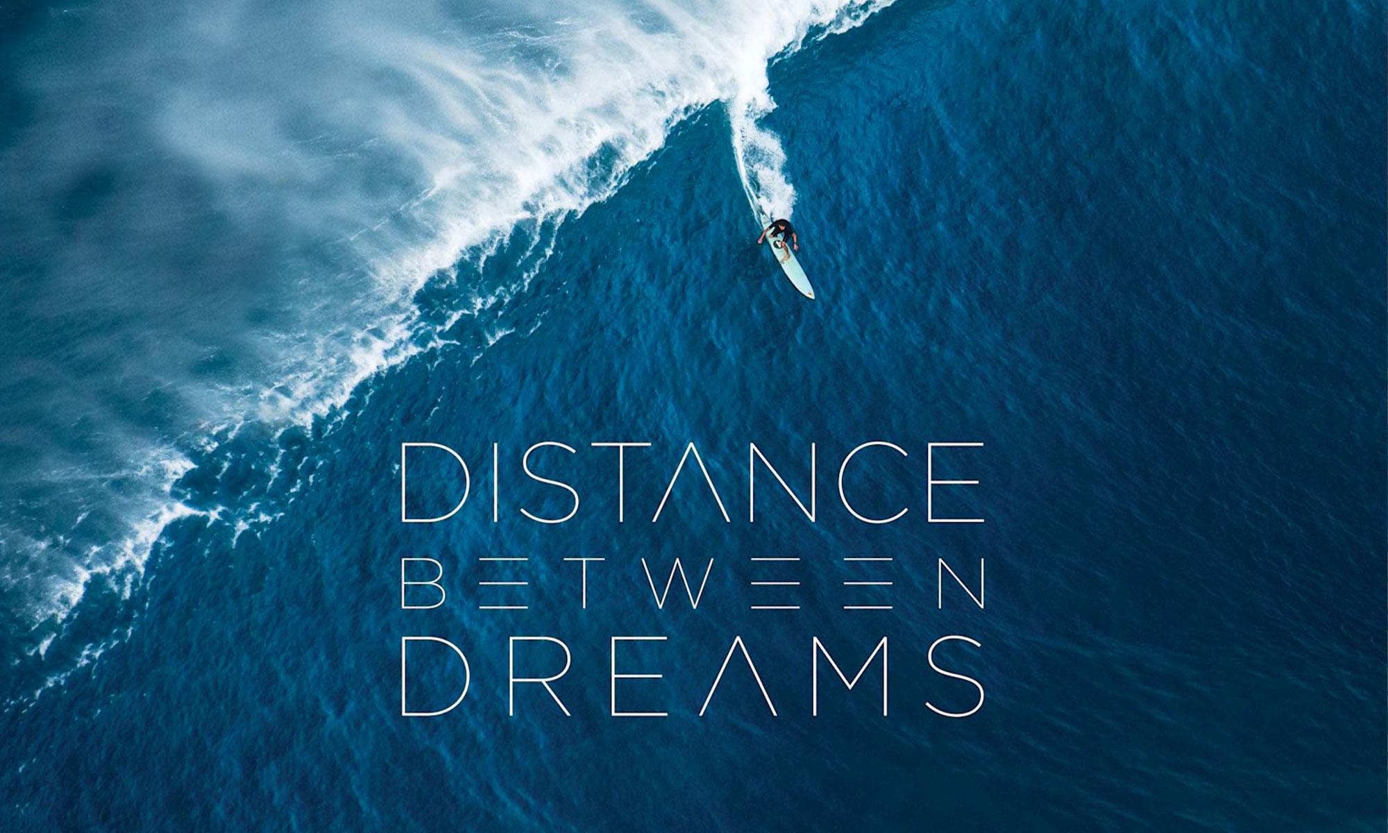 Distance between dreams
