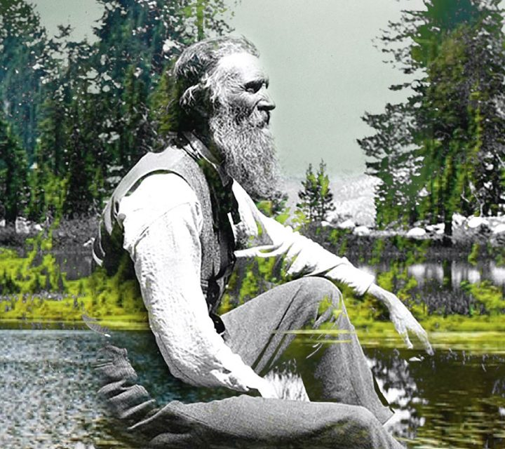 John Muir, le vagabond