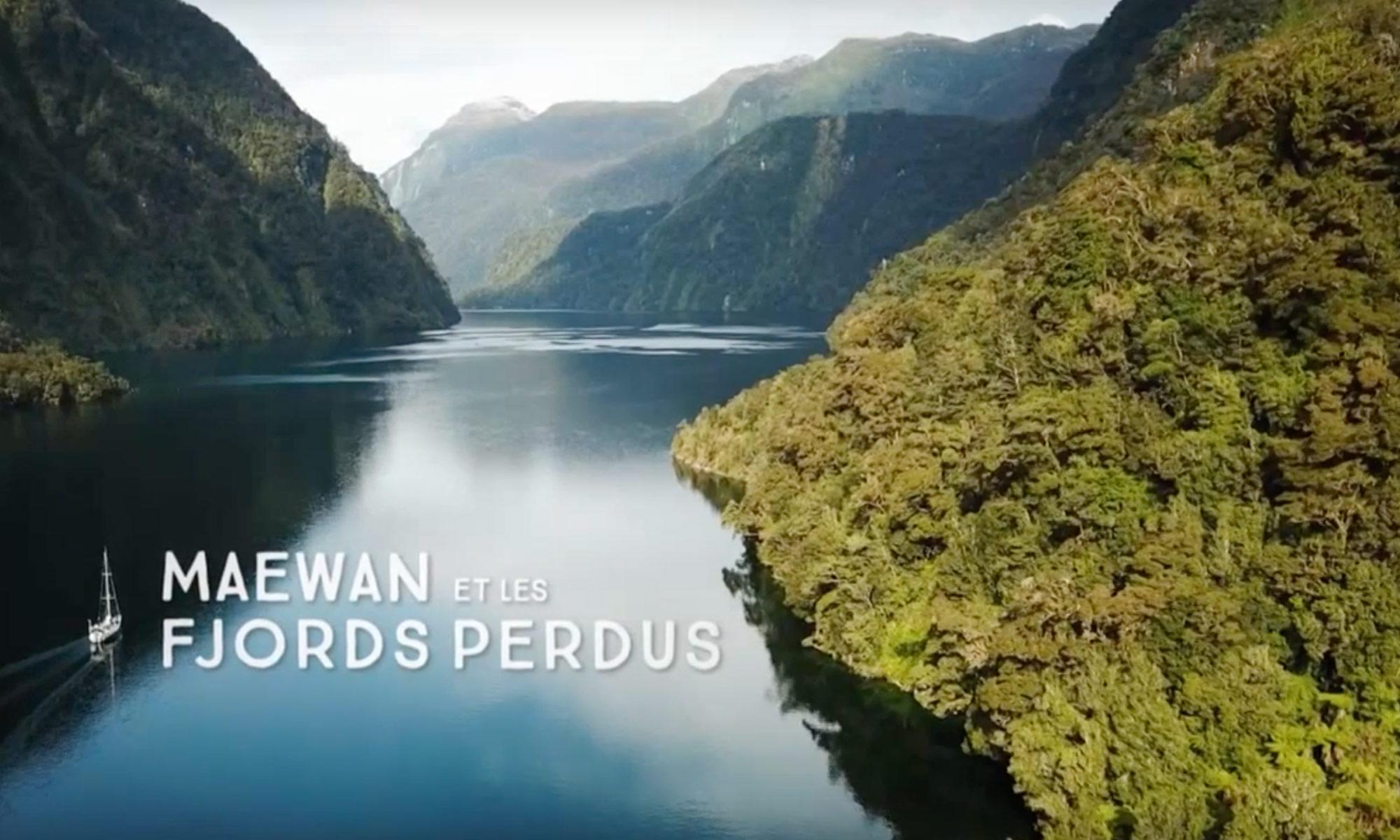 Maewan et les fjords perdus