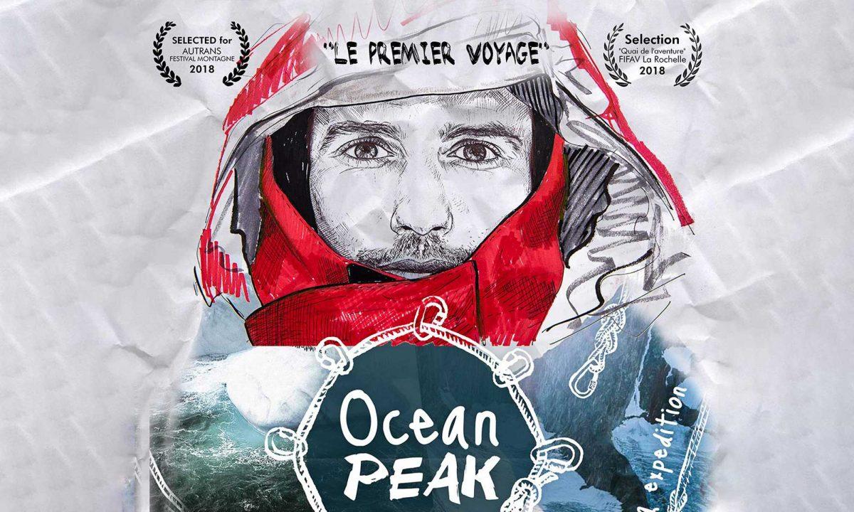 Ocean Peak, le premier voyage