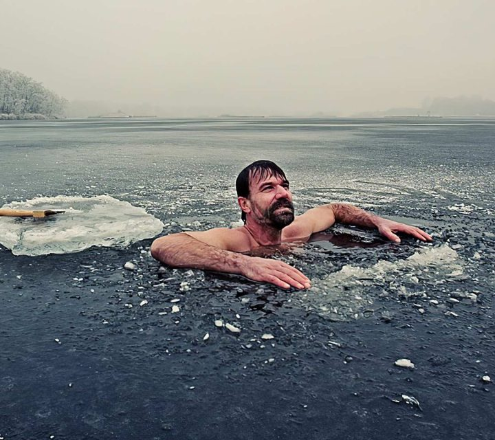 Superhuman : Iceman