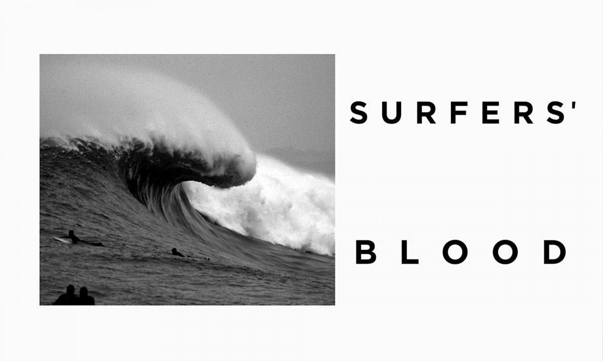 Surfer's blood