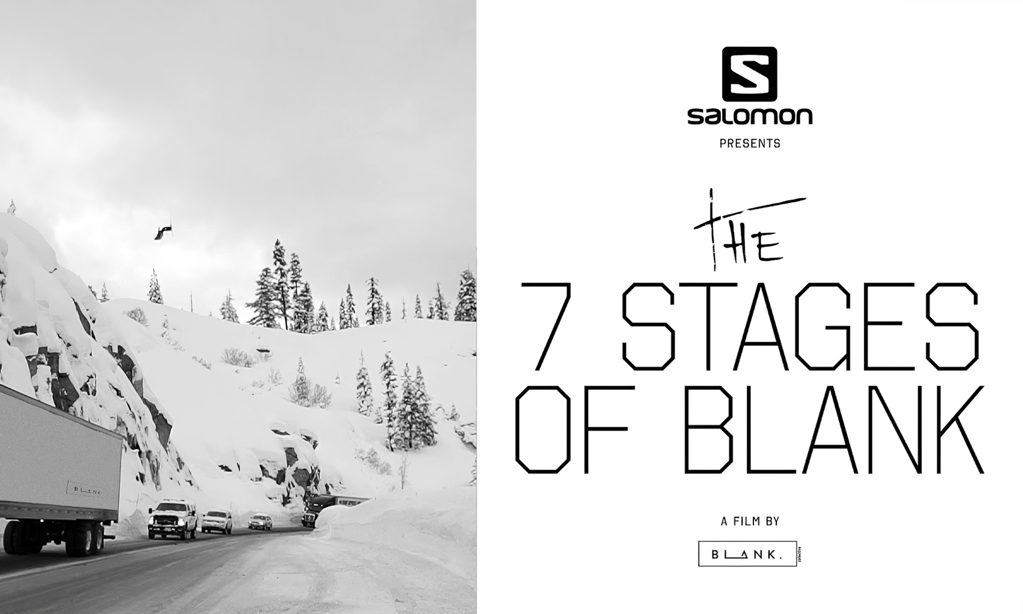 The 7 stages of blank