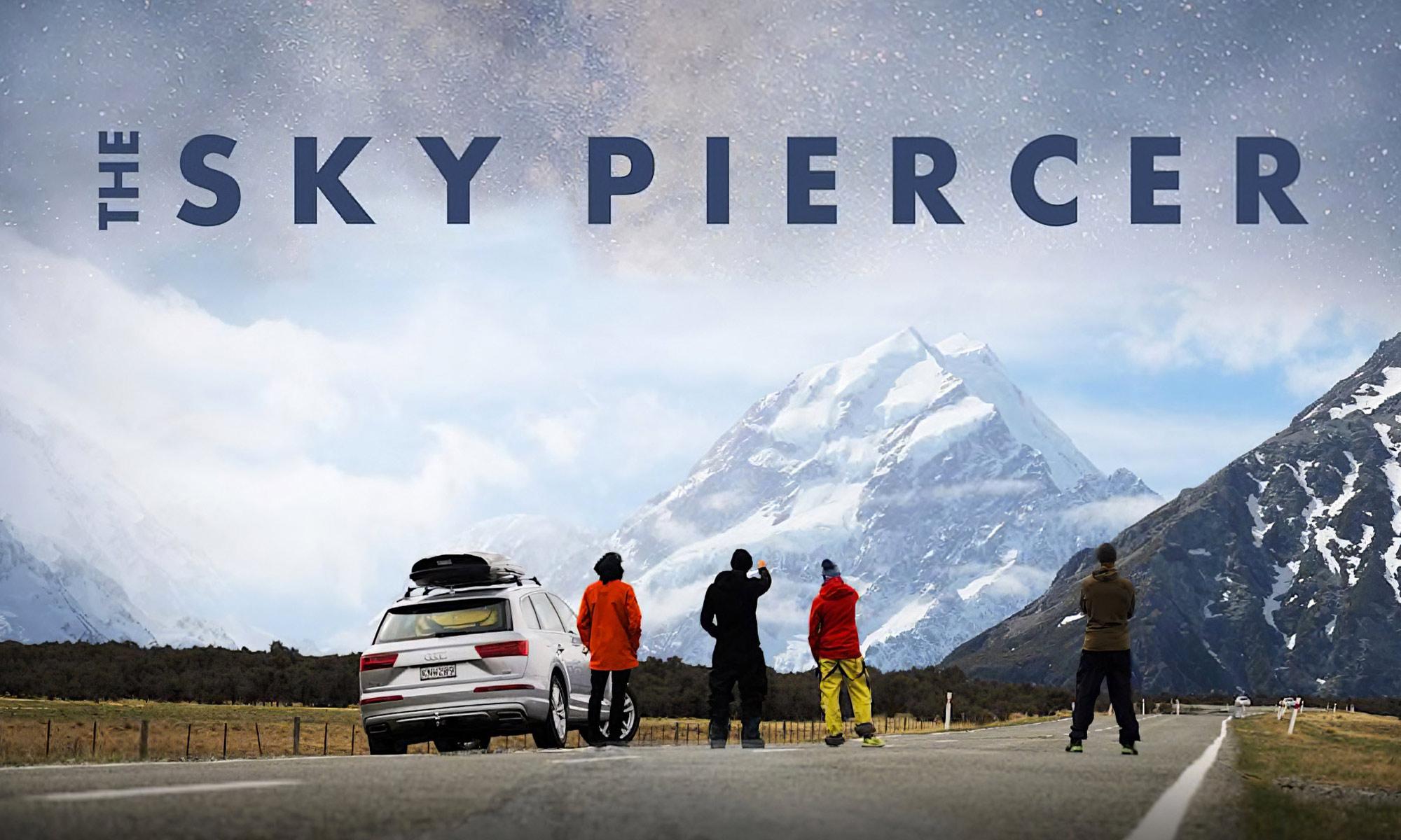 The sky piercer