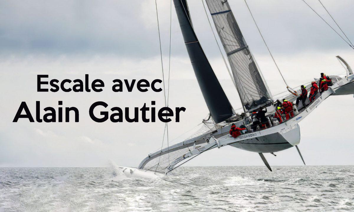Escale avec Alain Gautier