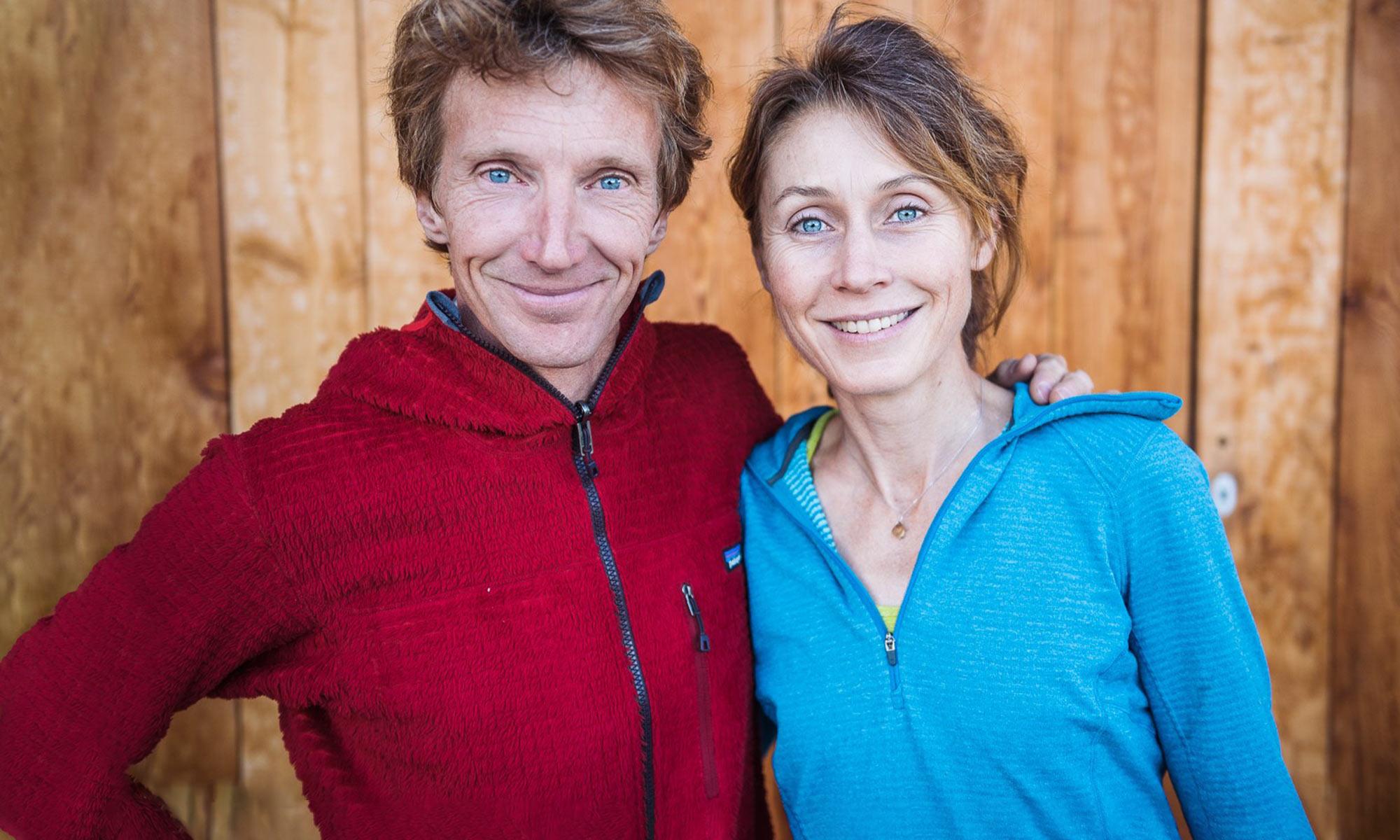 Arnaud Petit et Stéphanie Bodet