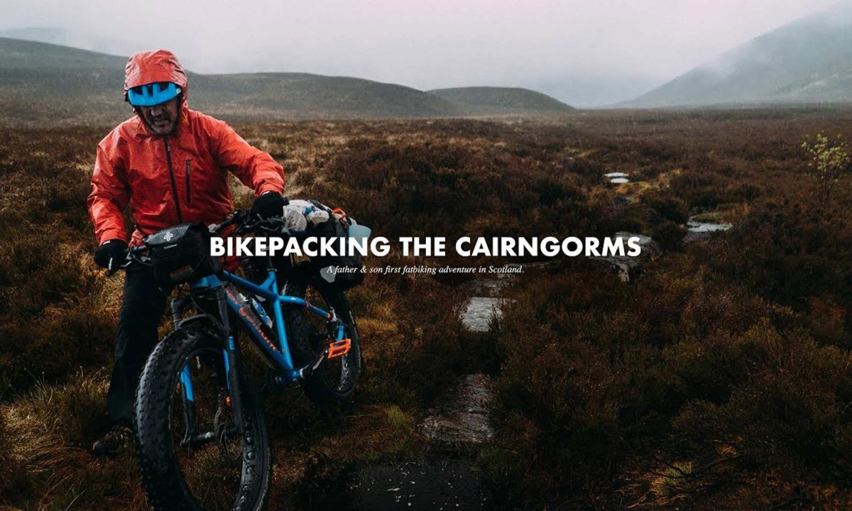 Bikepacking the Cairngorms