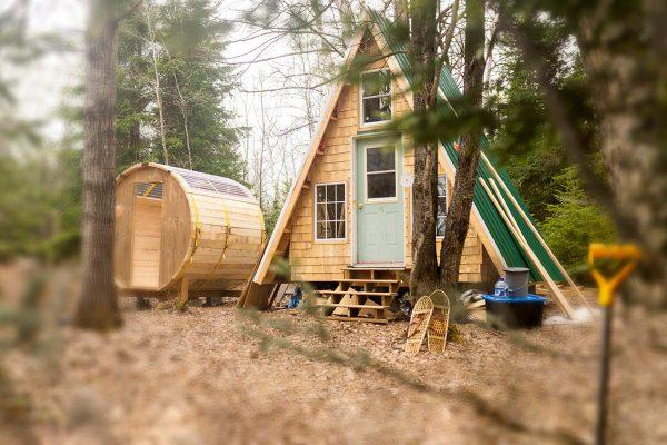 Comment construire sa cabane