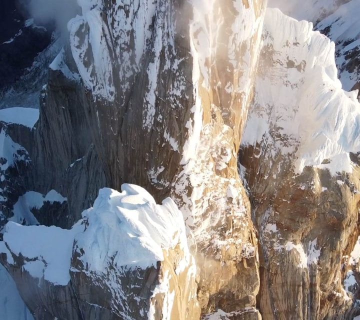Cerro Torre - Via dei Ragni