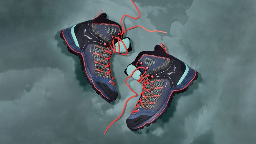 Les meilleures chaussures de randonnée 2020