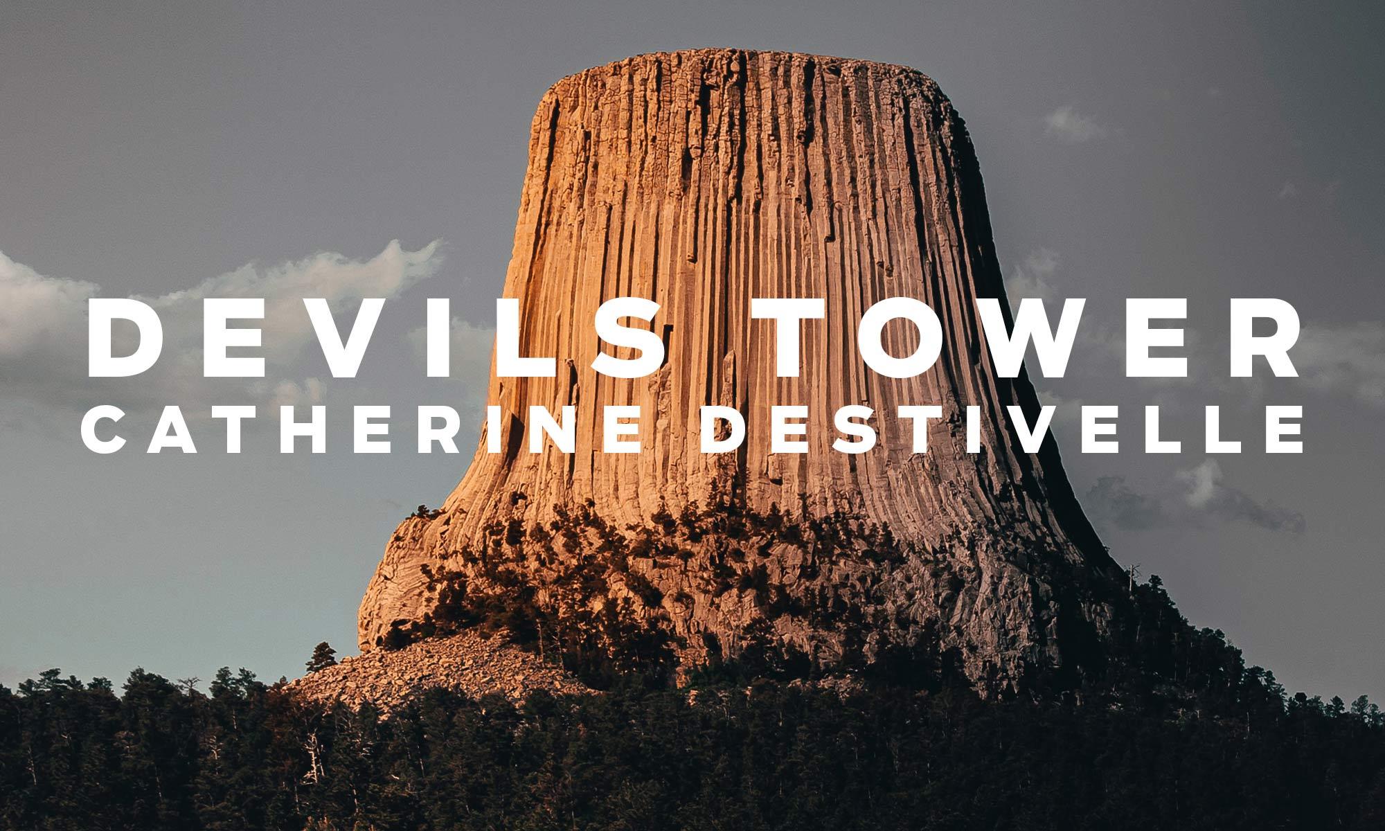 Devils Tower - Catherine Destivelle