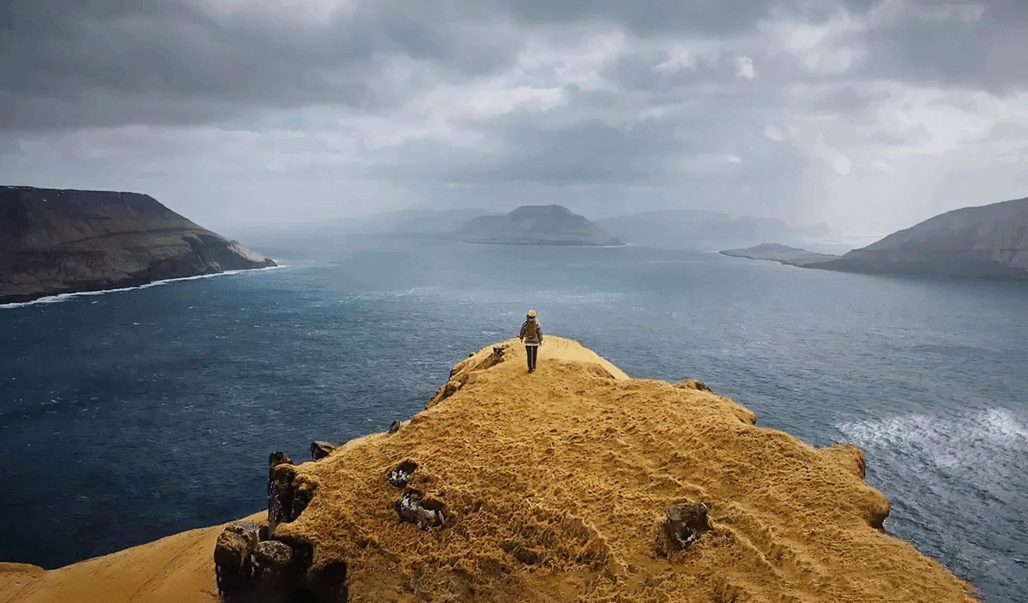 Visite virtuelle des iles Faroe