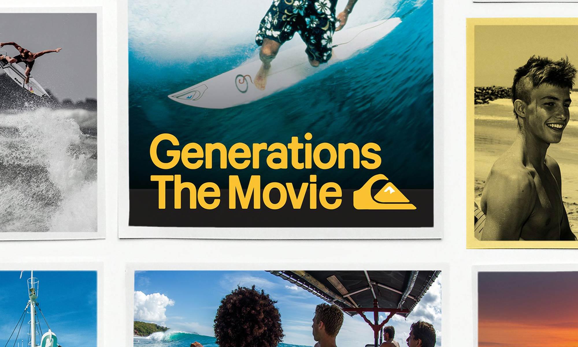 Generations, le film