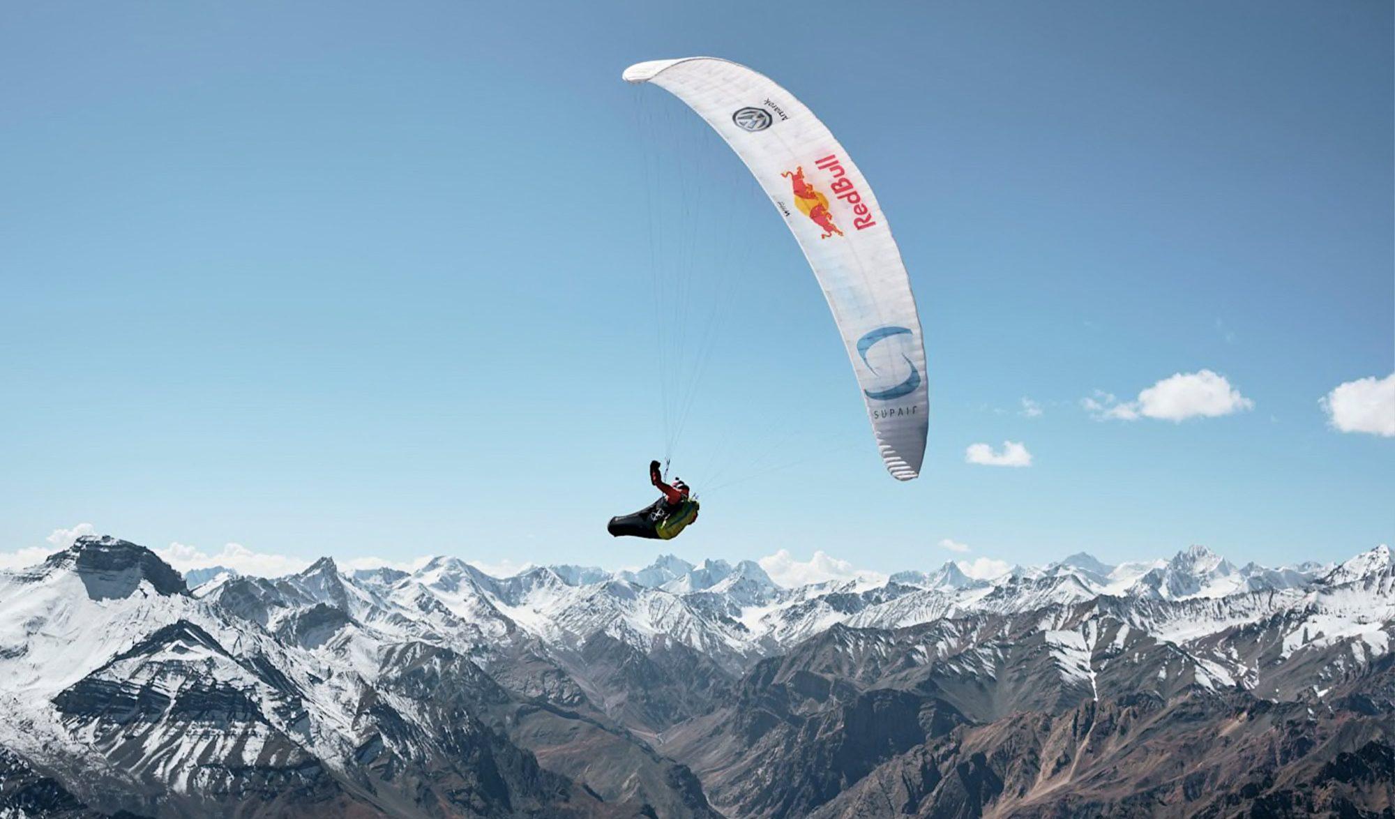 Higher Ground, paragliding the Himalaya