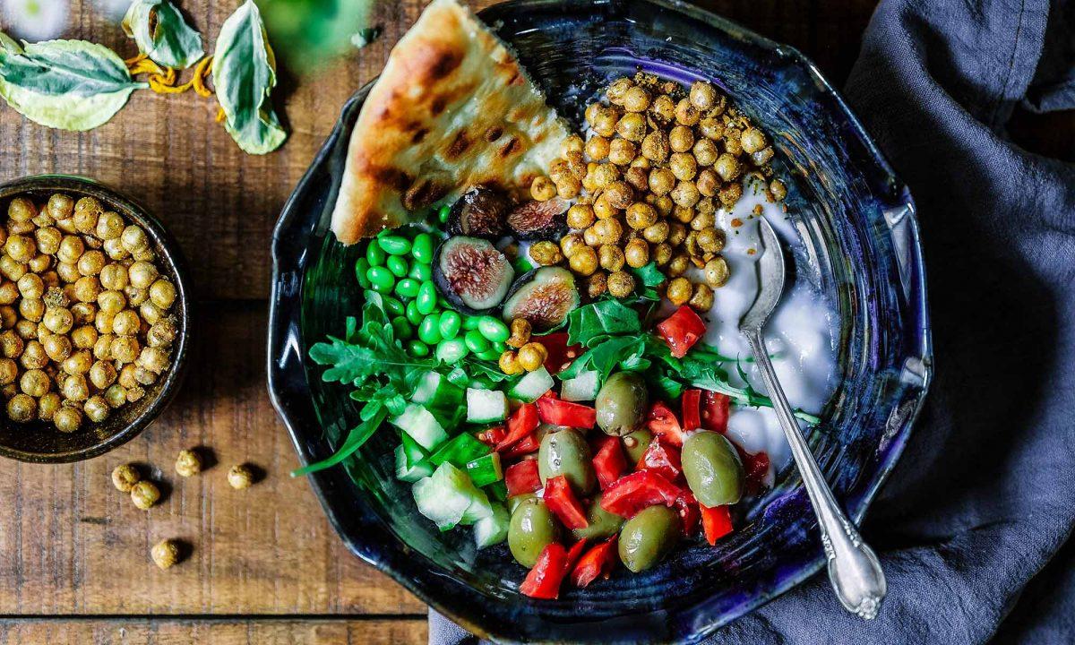 Manger des aliments complets