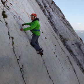 Marcel Remy, le grimpeur de 96 ans