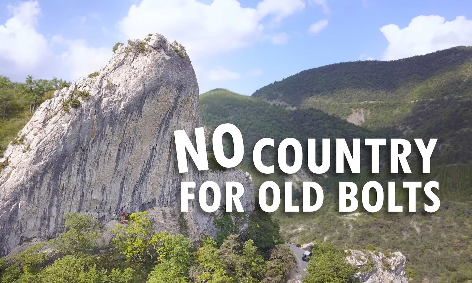 No country for old bolts