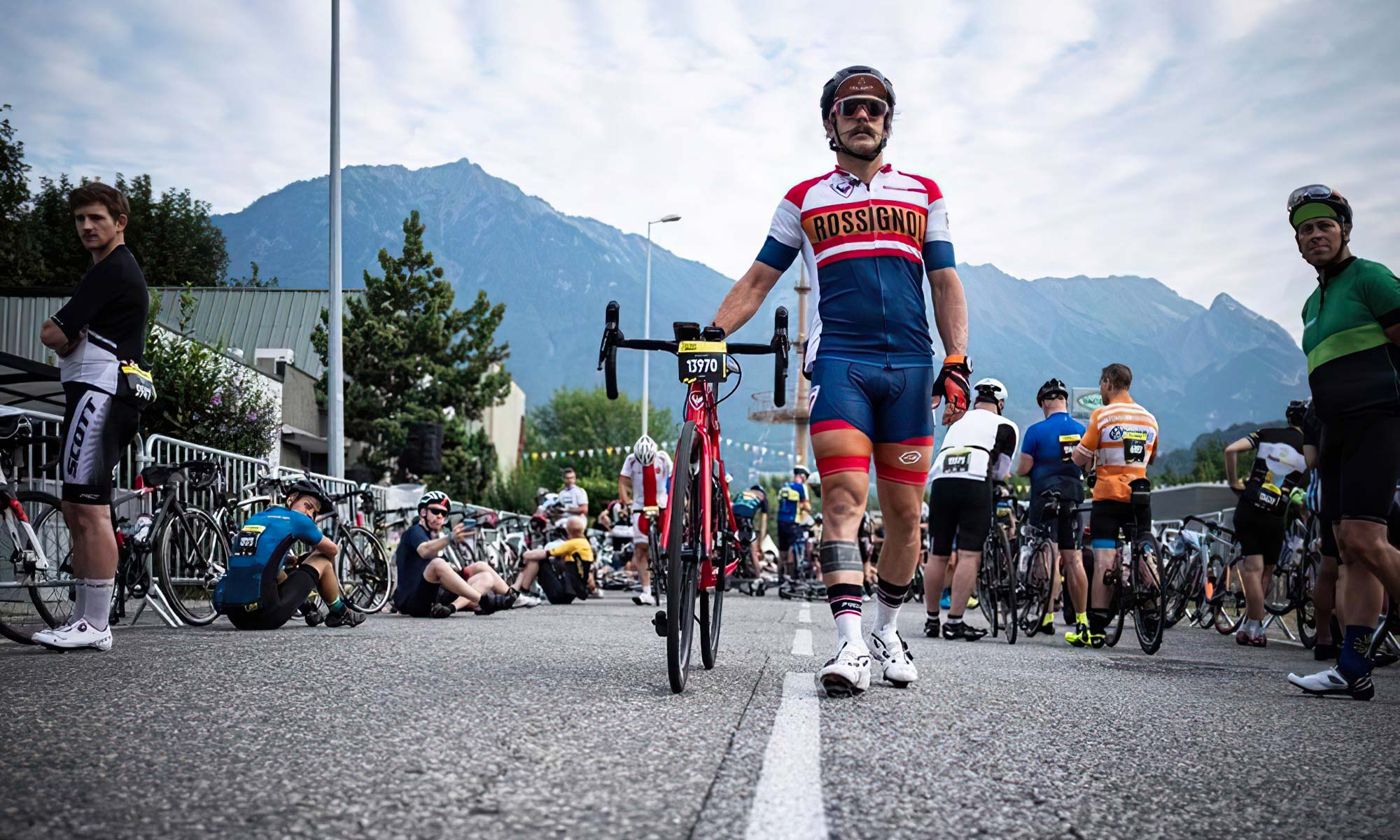 Inside Le Tour de France, par Rancho