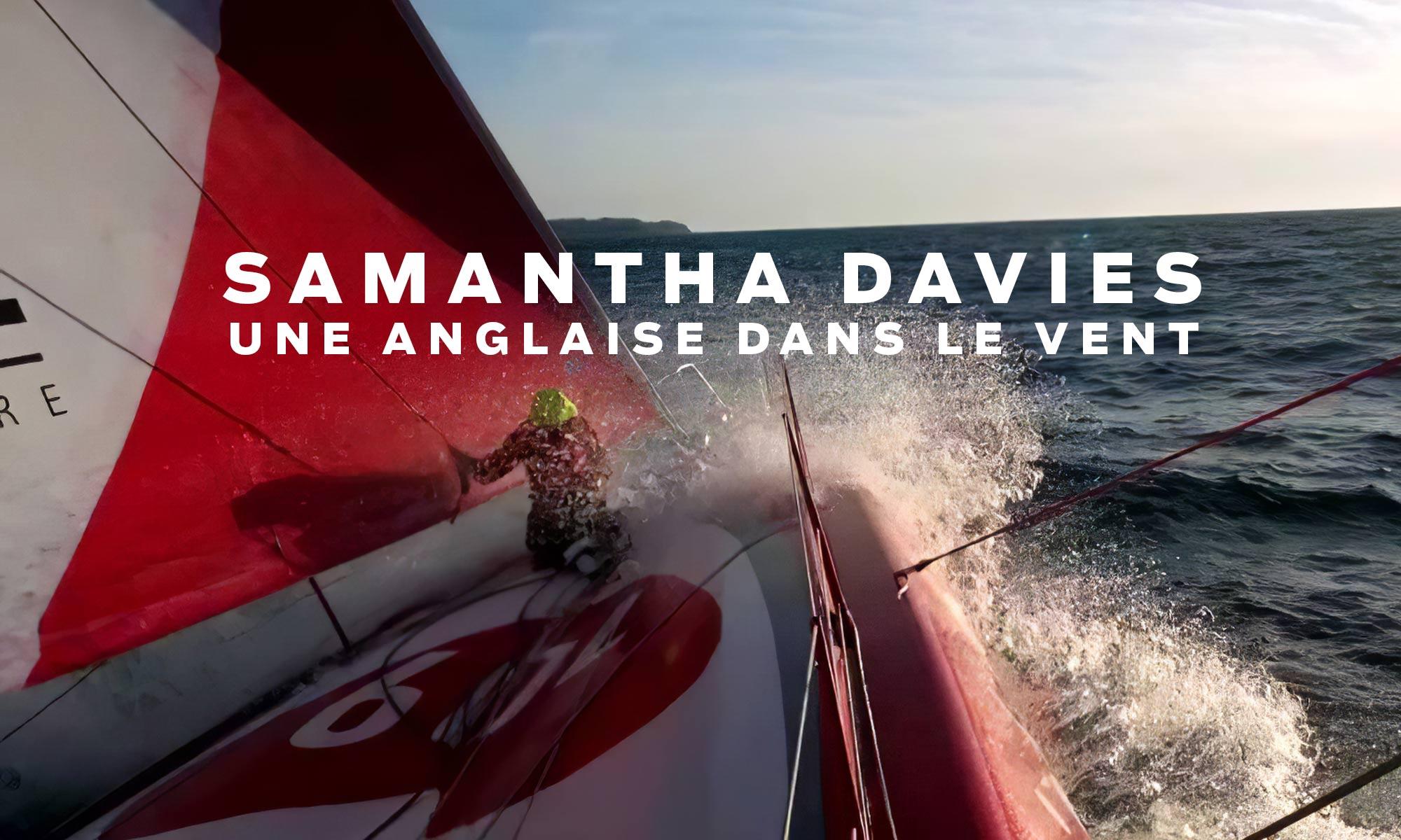Samantha Davies : une Anglaise dans le vent