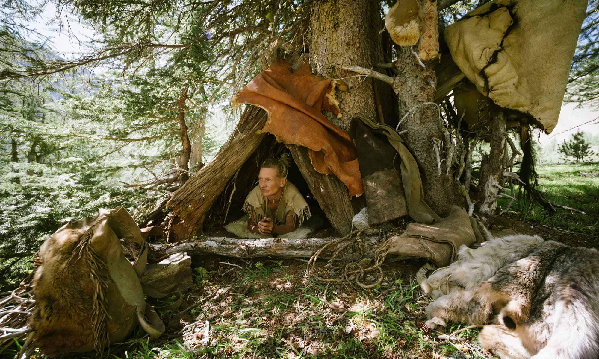 Lynx Vilden, la femme qui vit 200 000 ans dans le passé