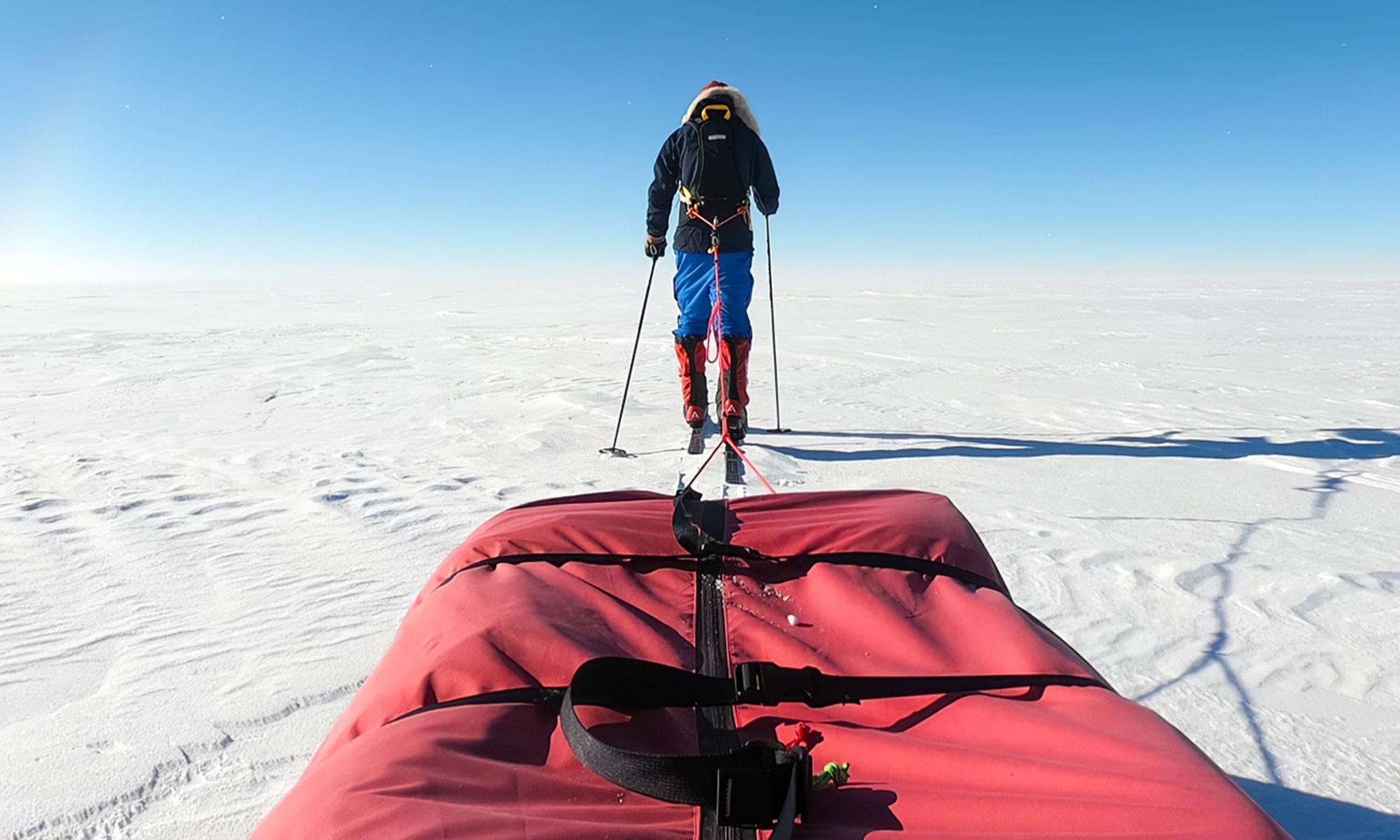 A la conquête du Pôle Sud - le film en Réalité Virtuelle