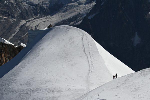 Arête-Midi, Mont-Blanc