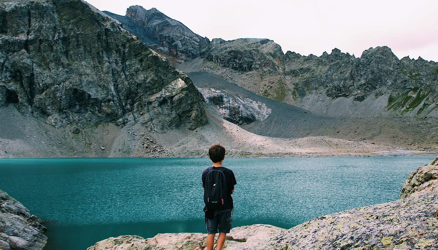 Lac de l'Echauda