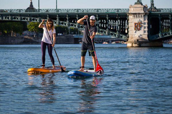 Lyon paddle