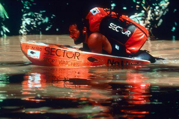 Expédition Mike Horn : descente de l'Amazonie