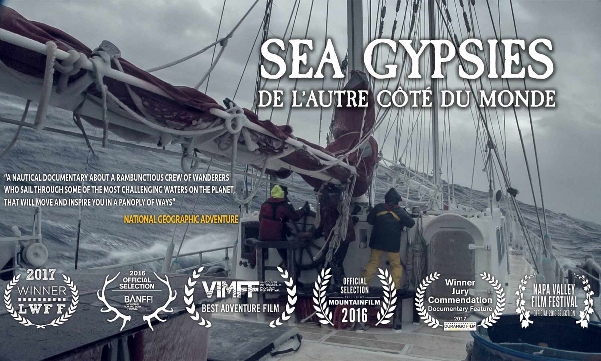 Sea Gypsies : de l'autre côté du monde