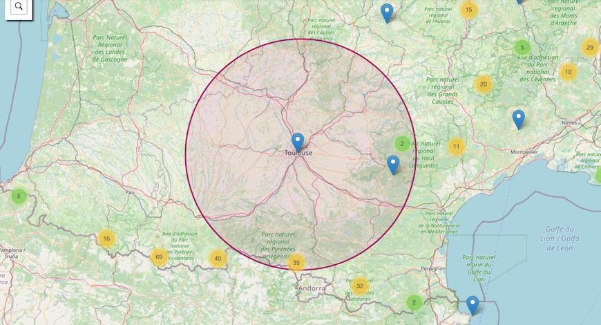 Déconfinement : Trouver une rando à moins de 100 km de chez vous, c'est facile !